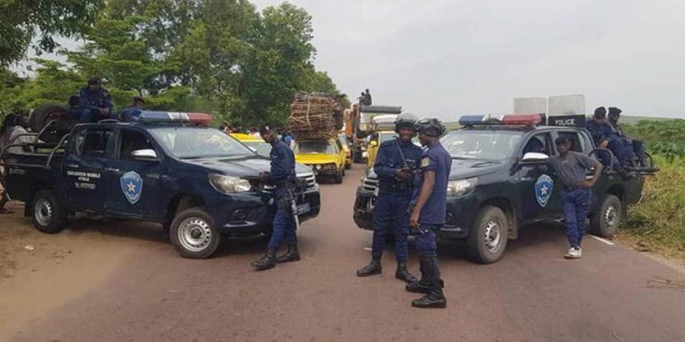 Angespannte Lage im Osten der DR Kongo während der Wahlen, Dezember 2018 © Lucha
