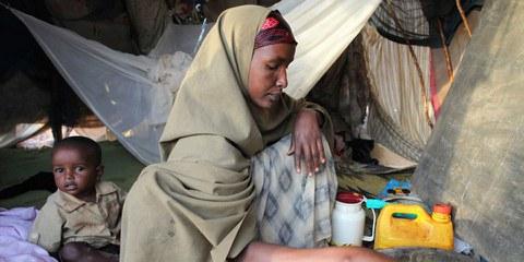 Flüchtlinge sehen sich gezwungen, nach Somalia zurückzukehren – wo ihnen Verfolgung droht. © Amnesty International