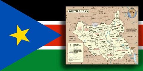 Südsudan © UN