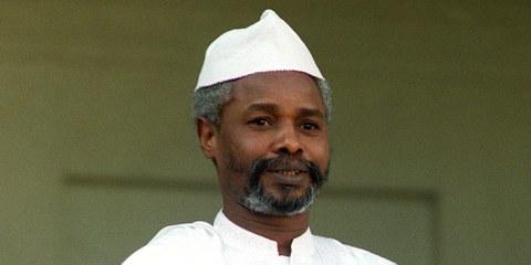 Hissène Habré, ehemaliger Präsident des Tschad. © AFP/Getty Images