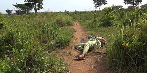 Ziviles Opfer im Januar 2014 © Amnesty International