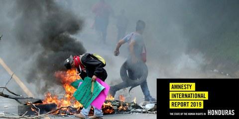 Jahresbericht Honduras 2019