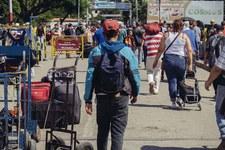 Kein Schutz für Flüchtlinge aus Venezuela
