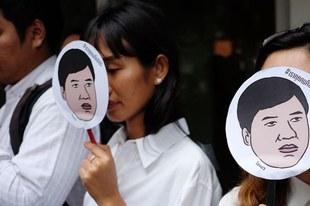 Junge Aktivistinnen und Aktivisten kämpfen an vorderster Front gegen zunehmende Repression in Asien
