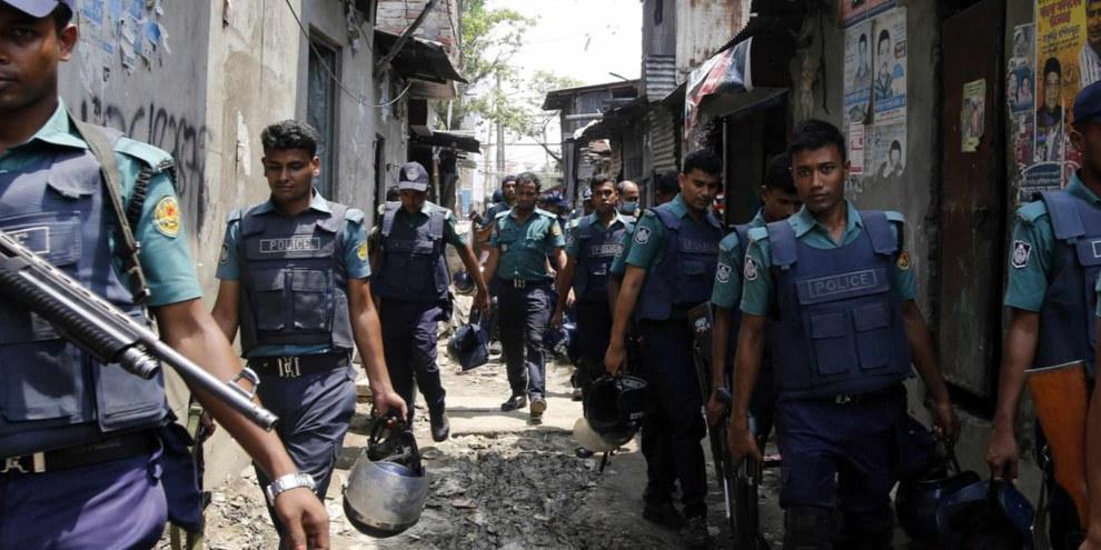 Der Kampf gegen Drogen in Bangladesch hat täglich mindestens ein Menschenleben gekostet. © AFP / Getty