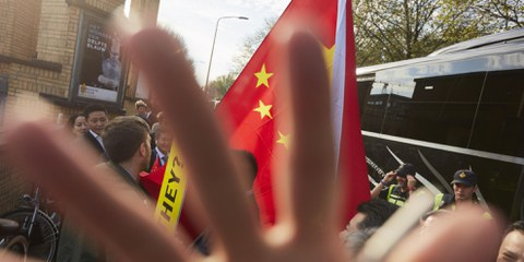 Ein weiterer Beweis für Internierungslager in Xinjiang