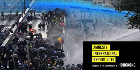 Jahresbericht Hongkong 2019