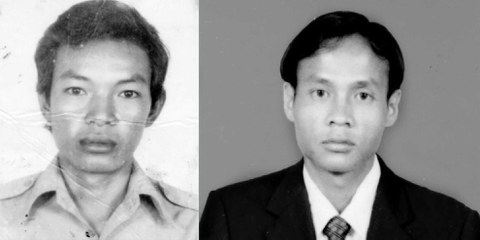 Thongpaseuth Keuakoun (links) und Seng-Aloun Phengphanh (rechts) © Privat
