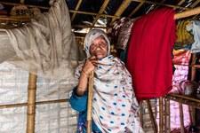 Mangelhafte Reaktion auf Covid-19 bringt ältere Rohingya-Geflüchtete in unmittelbare Gefahr