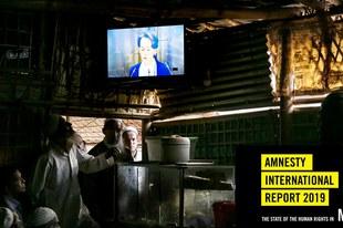 Jahresbericht Myanmar 2019