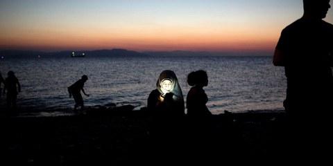 Frauen und Mädchen wehren sich gegen katastrophale Zustände in Flüchtlingslagern