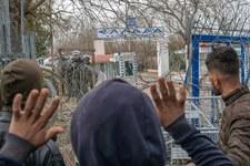 Brutale Gewalt und schwere Menschenrechts-Verletzungen an der griechisch-türkischen Grenze