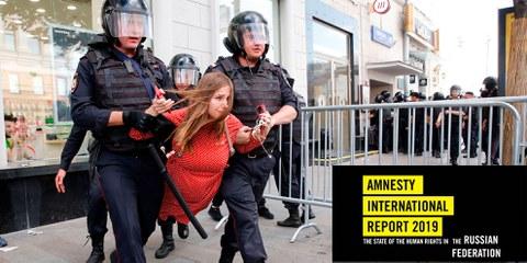 So steht es um die Menschenrechte in Russland