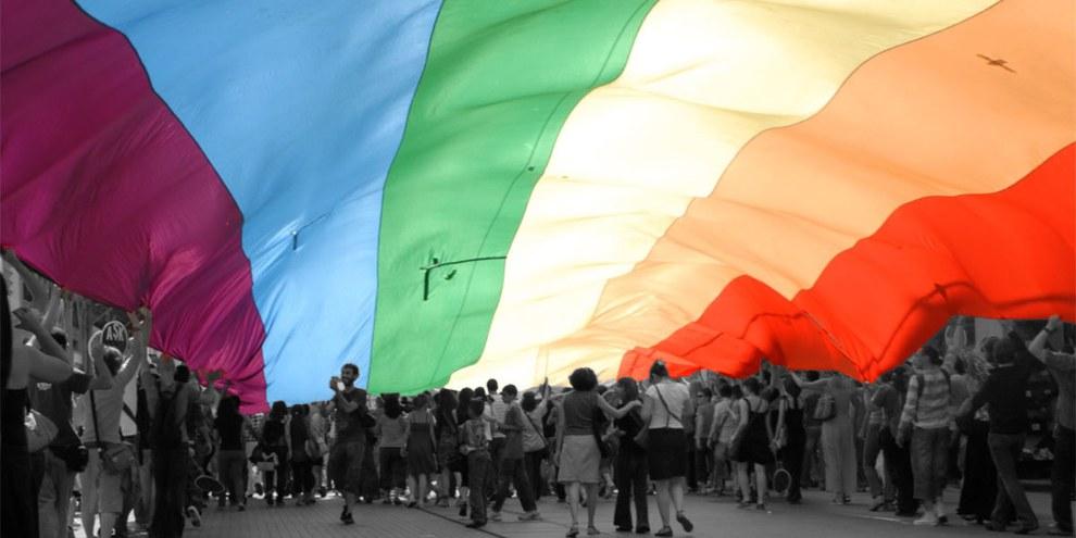 Als die Pride noch stattfinden konnte: Istanbul 2008 © Amnesty International