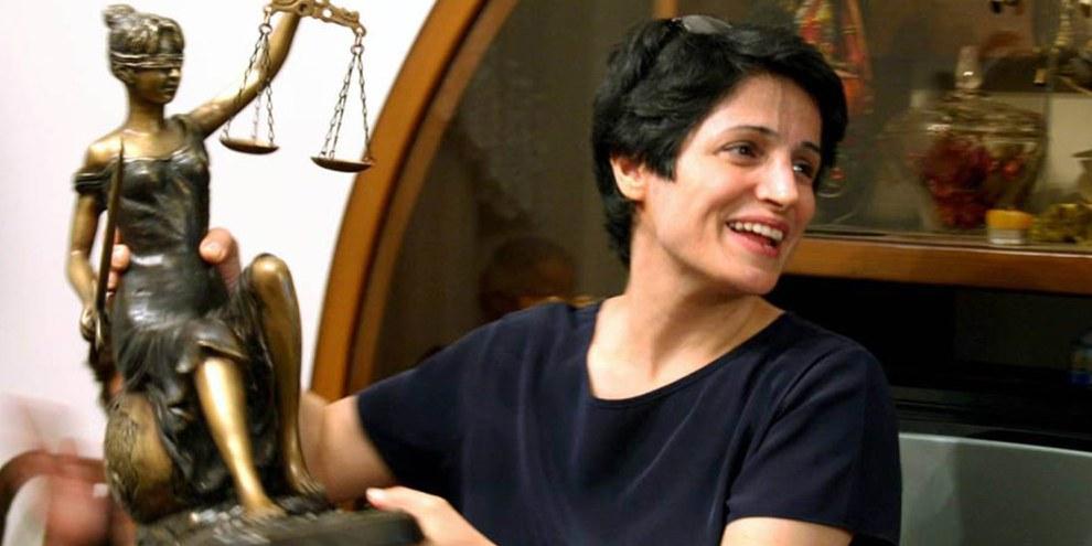 Nasrin Sotoudeh © Amnesty International