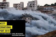 Jahresbericht Israel / besetzte palästinensische Gebiete 2019