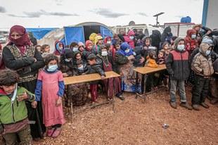 Uno-Sicherheitsrat muss Grenzen für humanitäre Hilfe offen halten