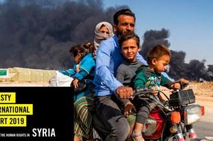 Jahresbericht Syrien 2019