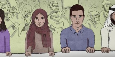 Freiheit für inhaftierte AktivistInnen in Saudi-Arabien