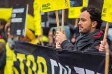 Ich werde Mitglied von Amnesty International