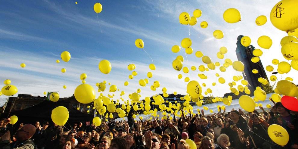 © Amnesty International / Katja Tähjä