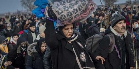 Die Schweiz muss Flüchtlinge aufnehmen