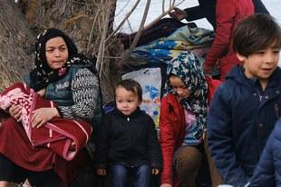 Im Stich gelassen: Geflüchteten droht Hunger und Gewalt