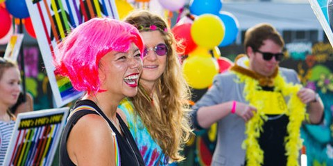 LGBTI: Lesbian, Gay, Bisexual, Transgender, Intersex