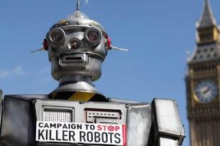 Killerroboter verbieten, bevor es zu spät ist