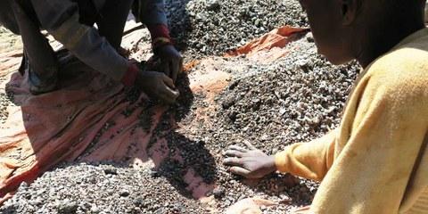 Kinderarbeit in Kobaltminen