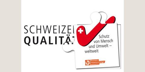 Echte Schweizer Qualität heisst Schutz von Mensch und Umwelt