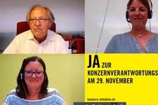 Amnesty bündelt Kräfte für den Abstimmungskampf