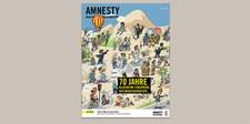 Cover Amnesty-Magazin Nr. 96