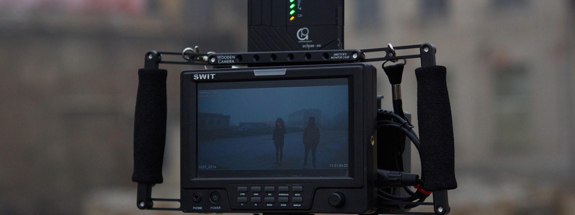 Filmdreh vom Musikvideo «Torture» © Jonathan Rüegg
