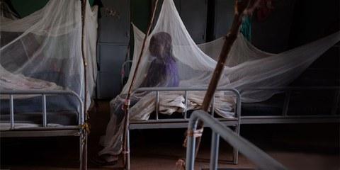 Centre d'accueil pour des victimes de mariages forcés et précoces à Burkina Faso © Sophie Garcia/Corbis pour Amnesty International