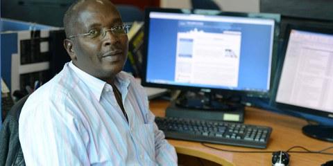 Esdras Ndikumana © Droits réservés
