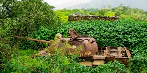 La fin des hostilités avec l'Éthiopie, qui est un moment de réjouissance pour les Érythréens, doit déboucher sur des réformes concrètes apportant une vraie différence dans la vie quotidienne de la population.© shutterstock.com