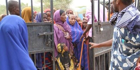 Le camp de réfugiés de Dadaab au Kenya sera bientôt fermé. © Film Aid