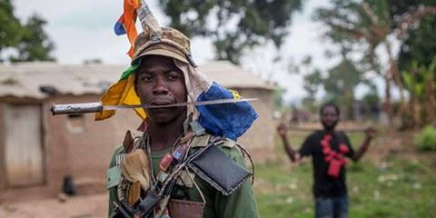 Amnesty a publié une liste nominale d'auteurs présumés de crimes de guerre pendant le conflit en République centrafricaine. © STRINGER/Reuters/Corbis