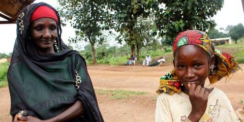 Des milliers de victimes d'atteintes aux droits humains, dans toute la République centrafricaine, attendent toujours que justice leur soit rendue, tandis que des individus qui ont commis des crimes atroces tels que des meurtres et des viols restent en liberté. © AI