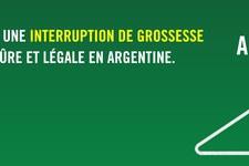 Décriminaliser l'avortement en Argentine