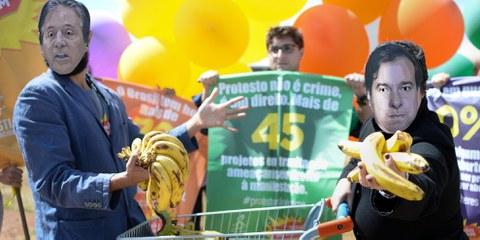 Fini le discours hostile aux droits humains : le gouvernement Bolsonaro passe aux actes