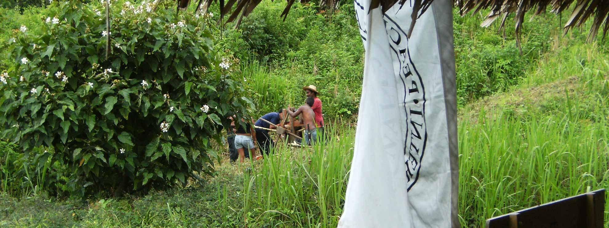 Communauté pour la paix San José de Apartadó © Amnesty International, Hendrine Rotthier