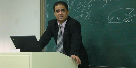Ilham Tohti © Droits réservés