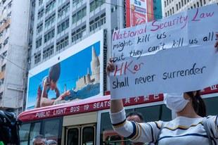 Hong Kong pourrait se transformer en «État policier»