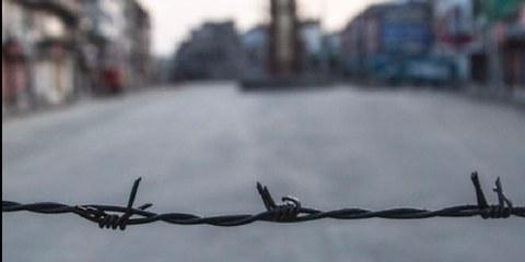 Le territoire indien du Jammu & Cachemire est placé sous une chape de plomb depuis août 2019 © AI