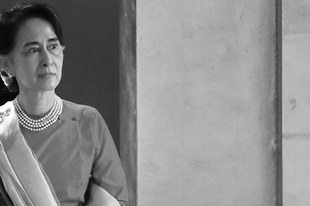 Le prix Ambassadeur de la conscience d'Aung San Suu Kyi retiré