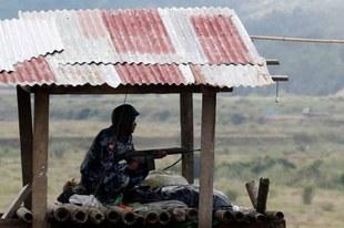 Crimes de guerre lors des récentes opérations militaires