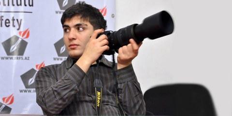 Mehman Huseynov © Droits réservés