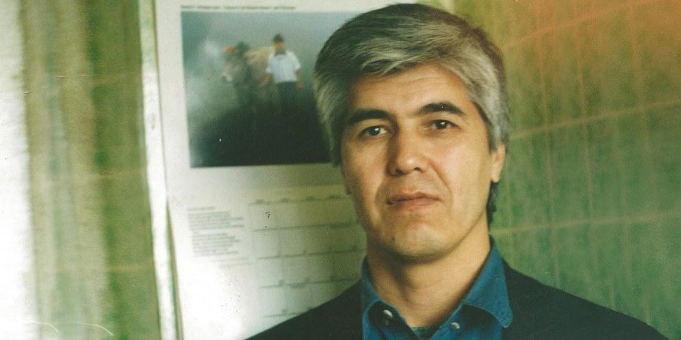 Mouhammad Bekjanov © Privé
